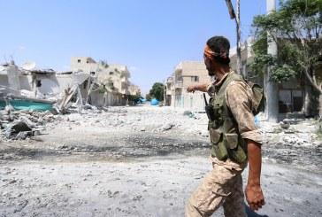 جبهة فتح الشام تحذر فصائل المعارضة السورية من تطبيق اتفاق أستانة
