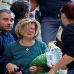 بالصور| مقتل 6 أشخاص على الأقل في زلزال إيطاليا
