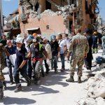 ارتفاع حصيلة ضحايا زلزال إيطاليا إلى 120 قتيلا على الأقل