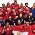 مصر تستهدف الاحتفاظ بلقب بطولة أفريقيا لليد رغم الهزائم الودية