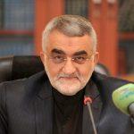 برلماني إيراني يشيد «بالإنجازات الميدانية» في العراق وسوريا