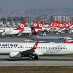شركتا الخطوط الجوية التركية وبيجاسوس تستأنفان الرحلات لإيران والعراق