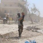 فيديو| قتيل و15 مصابا من القوات الكردية في تفجير بالحسكة