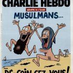 تشارلي إيبدو تنشر «كاريكاتيرا ساخرا» يثير غضب المسلمين