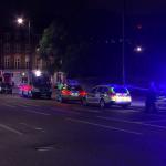 مقتل إمرأة وإصابة خمسة أشخاص طعنا بالسكين وسط لندن