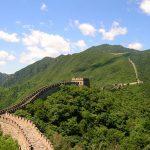 الأعمال التخريبية تنذر بانهيارى سور الصين العظيم