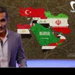 نشطاء «تويتر» يهاجمون باسم يوسف بعد نشره خريطة إسرائيل