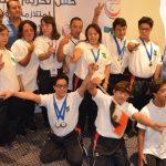 مصر تكرم أبطال تحدي الإعاقة الذهنية بعد الفوز بـ3 ميداليات دولية
