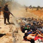داعش يعدم 100 شخص في محيط الموصل العراقية