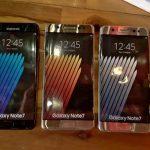 شاهد| أول صورة مسربة للهاتف Galaxy Note 7