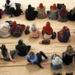 صور| «شيرين» تلقي خطبة الجمعة في مسجد للنساء بالدنمارك