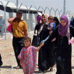 فيديو  استمرار نزوح المدنيين من الموصل والمنظمات تحذر من كارثة وشيكة