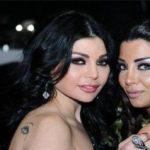 هيفاء وهبي تفتح النار على أختها.. ورولا يموت ترد: أنا تلميذتها