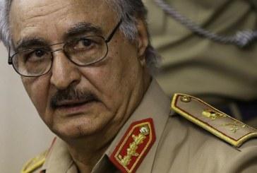فيديو| تفاصيل رفض حفتر لقاء السراج بالقاهرة