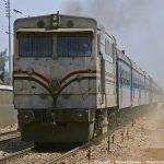 مصرع 3 أشخاص إثر تصادم قطار بسيارة ملاكي في مصر