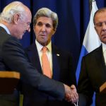 بدء المحادثات بشأن سوريا بمشاركة روسيا والولايات المتحدة ودول إقليمية