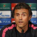 إنريكي: عودة ميسي أمام ديبورتيفو كورونيا «نبأ رائع» لبرشلونة