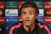 لويس إنريكي: عدم ثبات المستوى كلف برشلونة لقب الدوري