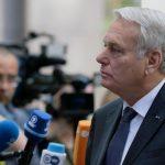 وزير خارجية فرنسا يدعو روسيا للتوقف عن دعم بشار الأسد