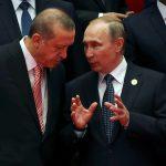مصادر تركية: أردوغان وبوتين يناقشان توسيع نطاق وقف إطلاق النار في سوريا