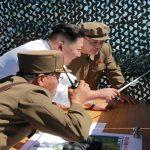 كوريا الشمالية تنظم أول عرض جوي عام رغم العقوبات