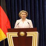 وزيرة الدفاع الألمانية: الحرب على تنظيم داعش لم تنته بعد