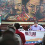 رئيس فنزويلا يدعو إلى عهد جديد من العلاقات مع أمريكا