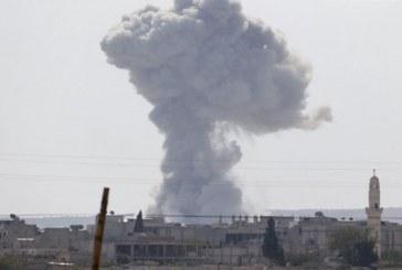 فيديو| مقتل 4 في تفجير قرب مخيم للنازحين السوريين على الحدود الأردنية