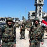الجيش السوري يحث السكان على مغادرة حلب