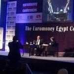 في ختام «اليورومني».. إلقاء الضوء على الاستثمار وتعويم الجنيه المصري