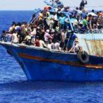 مصرع 23 مهاجرا غرقا قبالة الشواطىء الليبية