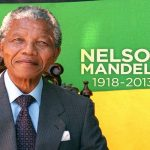 كشف النقاب عن أول مقابلة تلفزيونية مع نلسون مانديلا