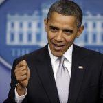 أوباما يجتمع مع مساعديه لبحث خيارات عسكرية في سوريا