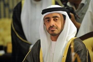 فيديو| عبدالله بن زايد: المتطرفون الذين سيخرجون من أوروبا أكثر من العالم العربي