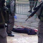 إصابة فلسطينية بجروح خطيرة بزعم تنفيذ عملية طعن قرب جنين