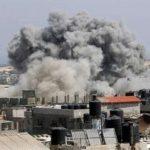 التحالف يشن غارات جوية على العاصمة اليمنية صنعاء