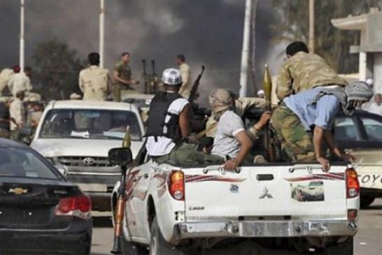 ليبيا.. 13 قتيلا في معارك طرابلس