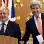 أمريكا وبريطانيا تبحثان فرض عقوبات على روسيا بسبب الأزمة السورية
