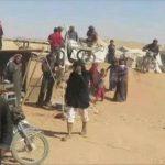 مقتل 3 لاجئين سوريين بهجوم انتحاري استهدف مخيما على حدود الأردن