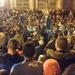 محتجون في المغرب يطالبون بالإفراج عن ناشط