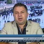 فيديو| حقوقي عراقي يرصد أوضاع النازحين من الموصل