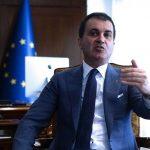 وزير تركي يحذر من احتمال إلغاء اتفاقية المهاجرين مع أوروبا