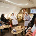 صور| طائرة خاصة للأثرياء بتكلفه 200 مليون دولار