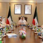 استقالة حكومة الكويت وحل مجلس الأمة