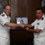 السفارة البريطانية تكشف تفاصيل التدريبات البحرية المشتركة مع مصر