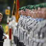 برلين تبدي استعدادها لتوسيع دورها العسكري في مجال الدفاع