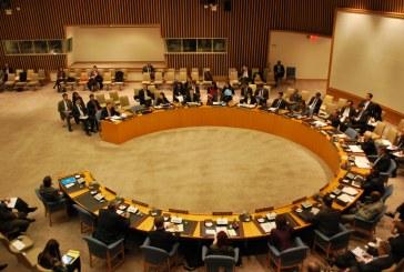 مجلس الأمن سيصوت الثلاثاء على عقوبات محتملة بحق النظام السوري
