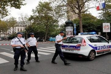اعتقال 4 غربي باريس في عملية لمكافحة الإرهاب