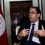 رئيس وزراء تونس يقيل وزير الداخلية بعد أيام من غرق مركب مهاجرين