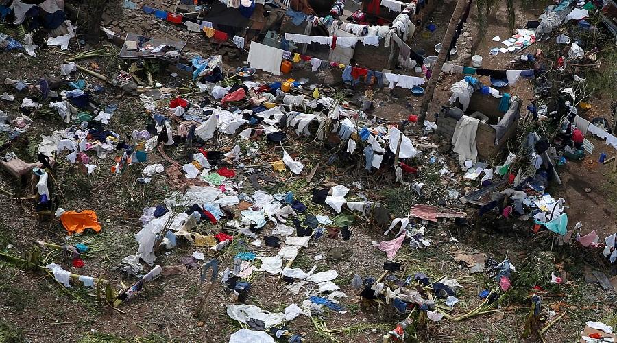 اعصار ماثيو-رويترز